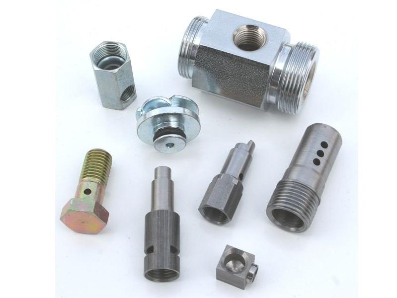 CNC Drilling Parts