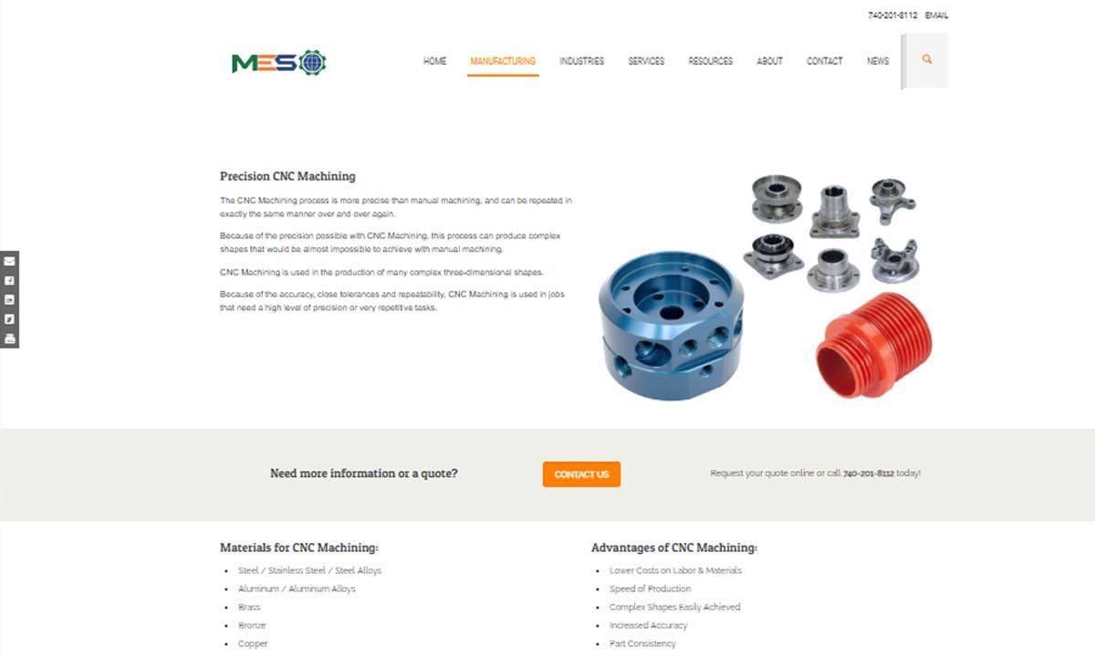 MES, Inc.