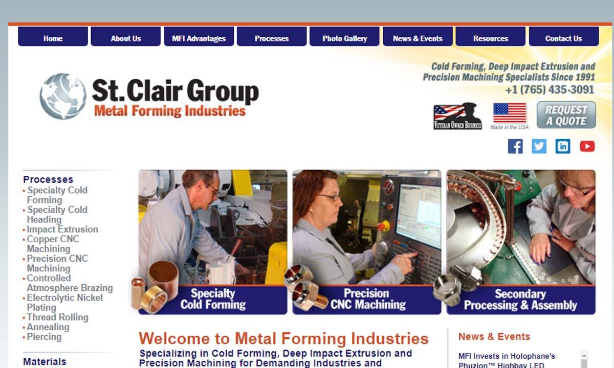 Metal Forming Industries