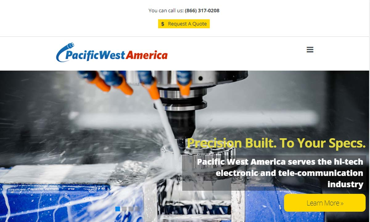 Pacific West America, Inc.