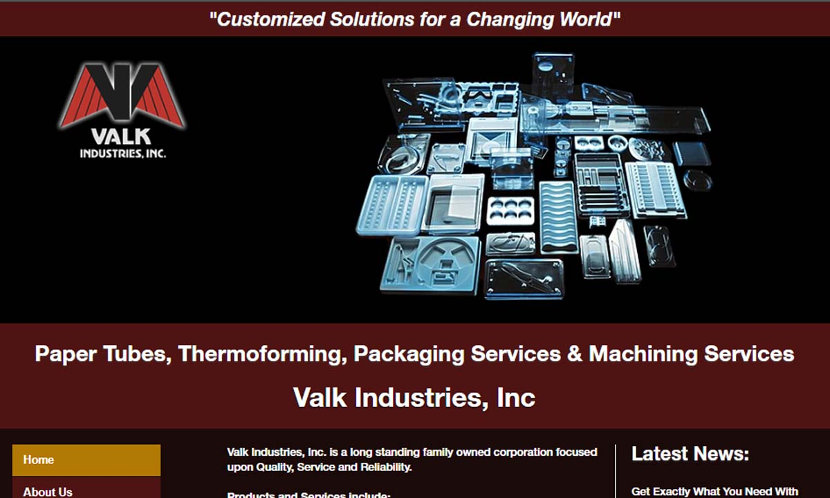 Valk Industries, Inc.