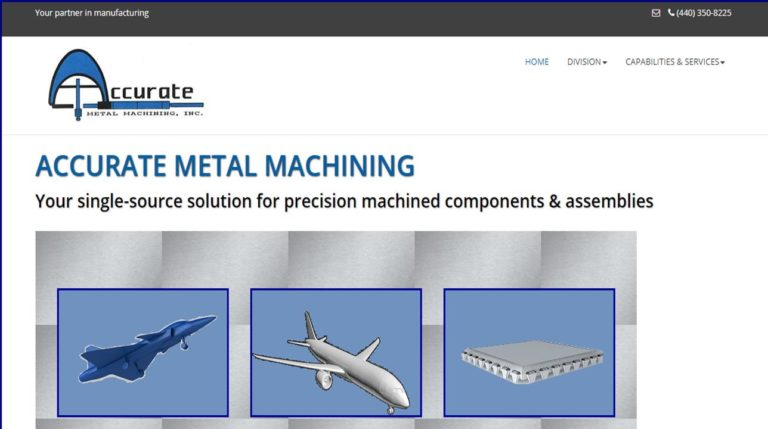 Accurate Metal Machining, Inc.