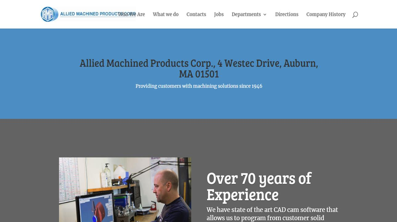 Allied Machined Products Corp.