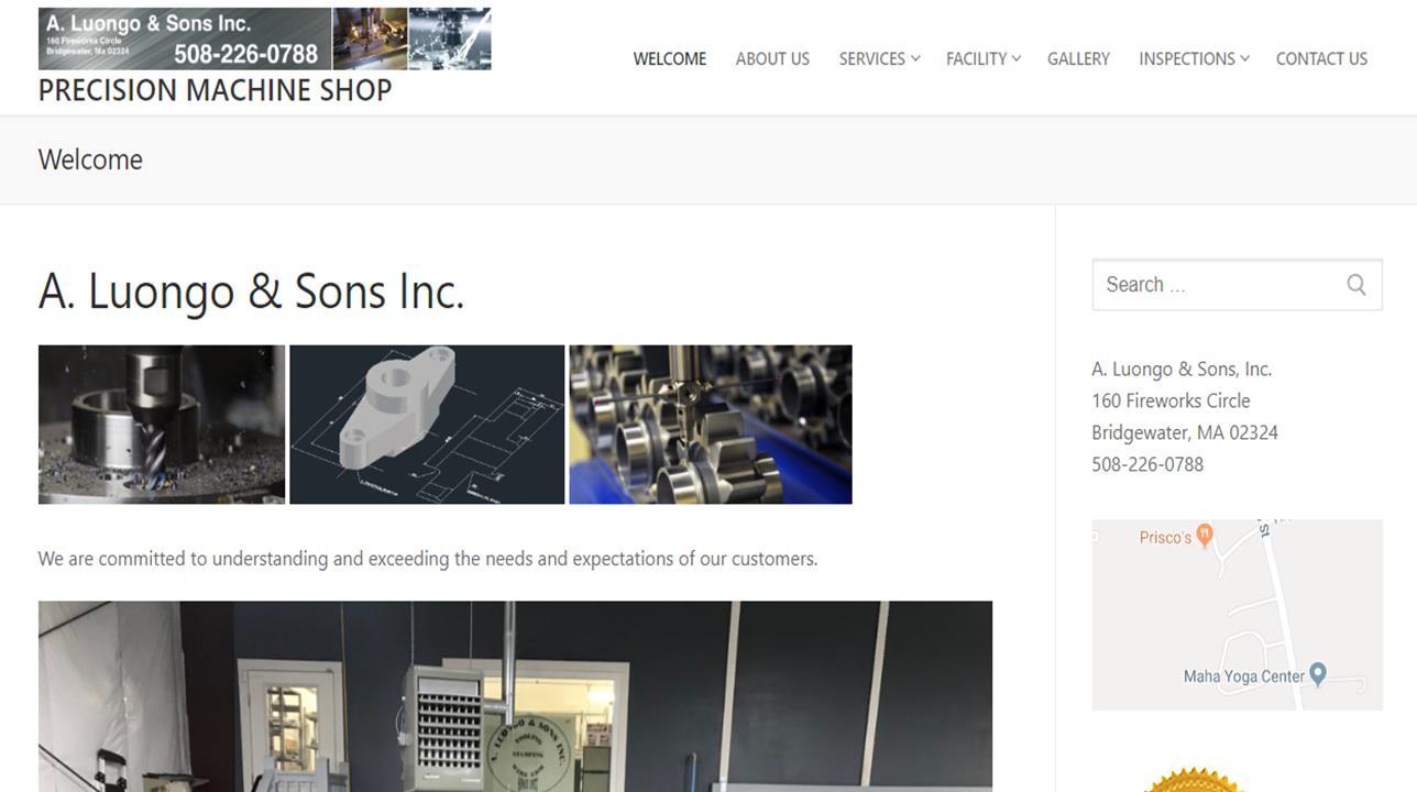 A. Luongo & Sons, Inc.