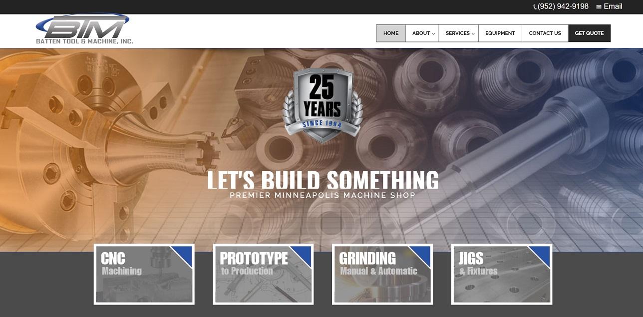 Batten Tool & Machine, Inc.