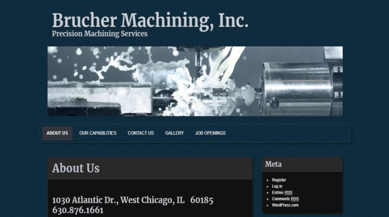 Brucher Machining, Inc.