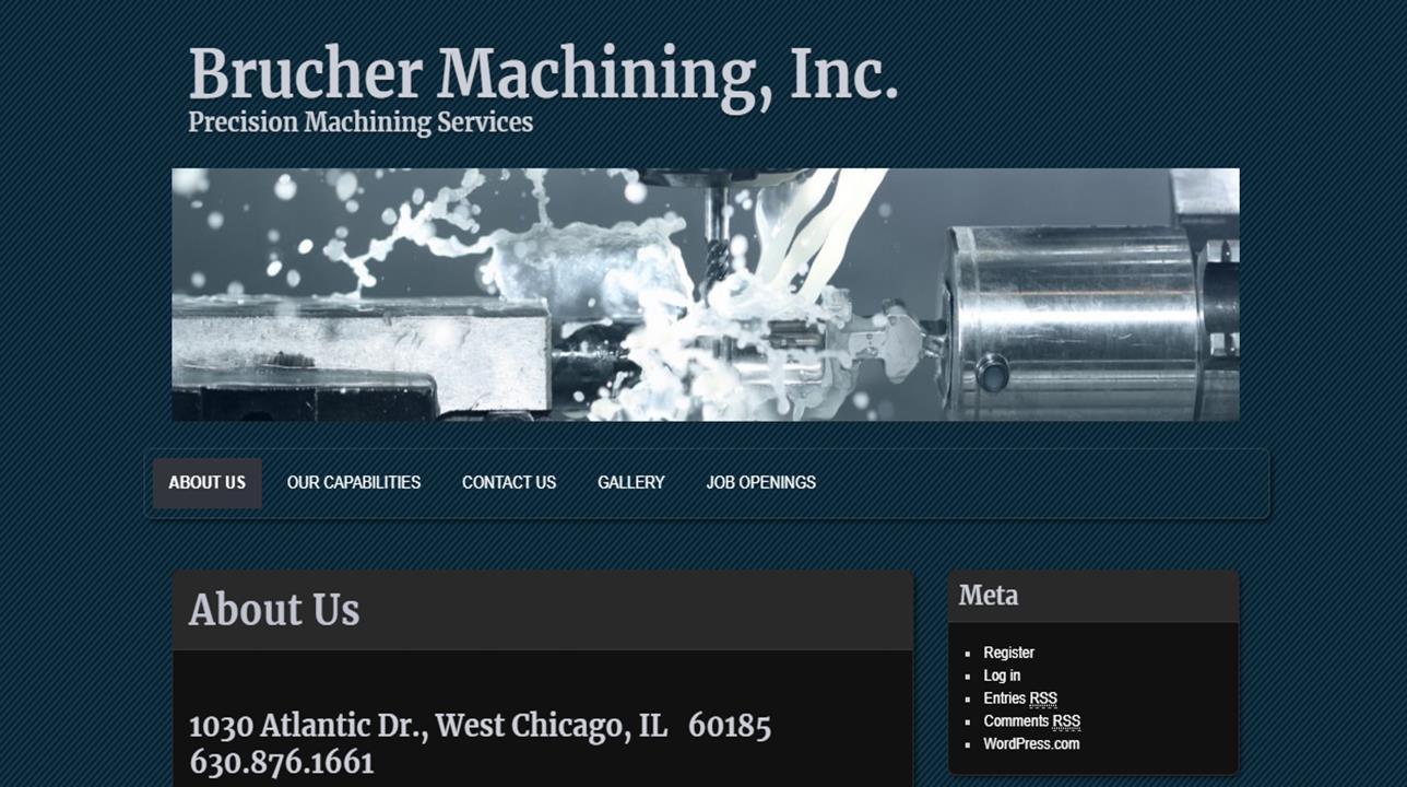 Brucher Machining, Inc.