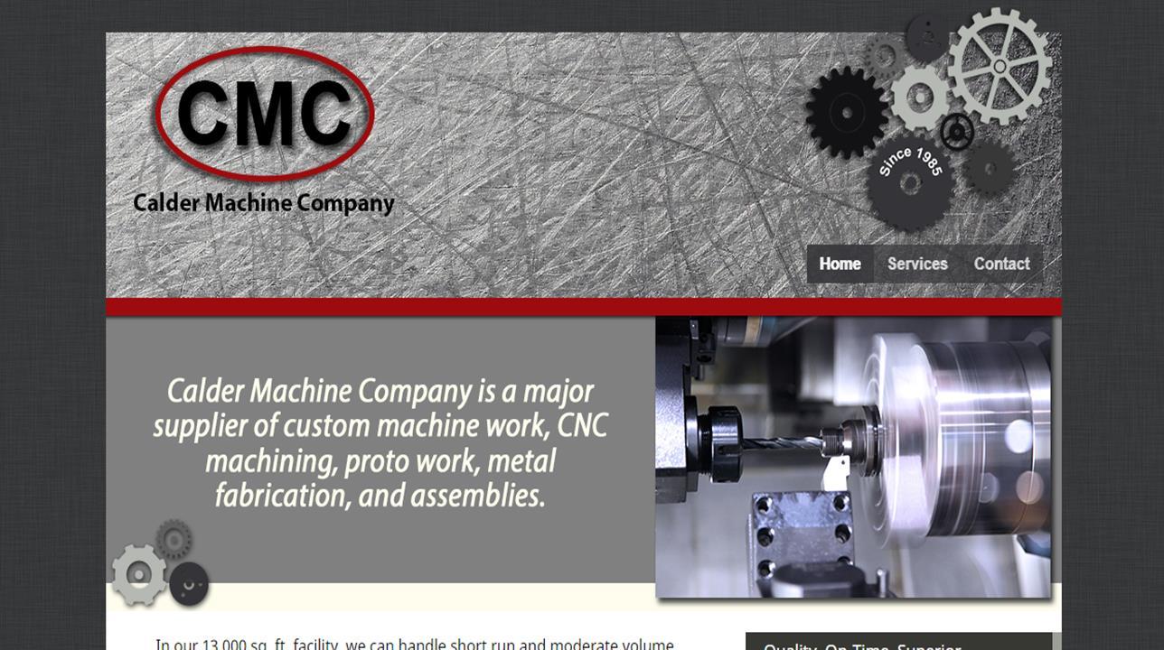Calder Machining Company, Inc.
