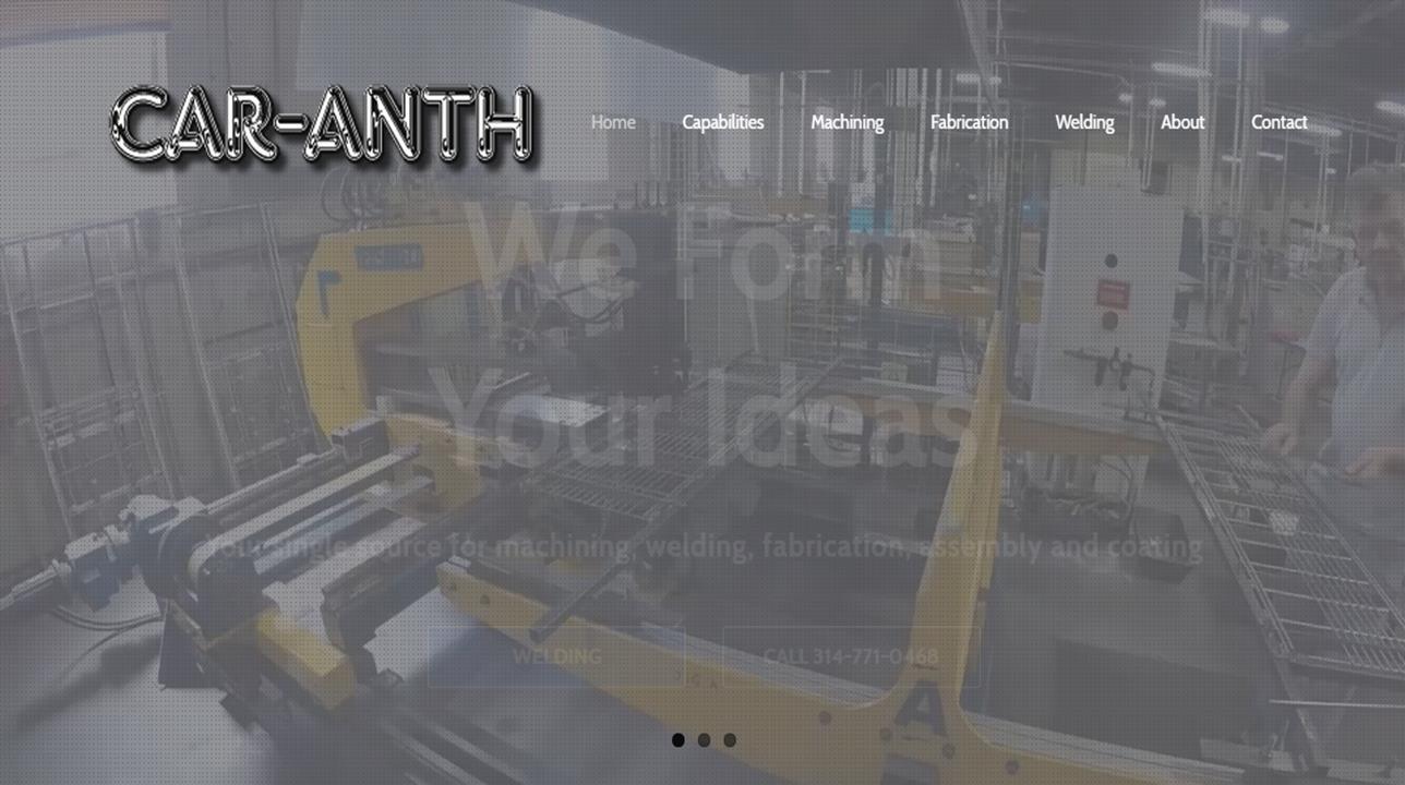 Car-Anth Manufacturing, Inc.
