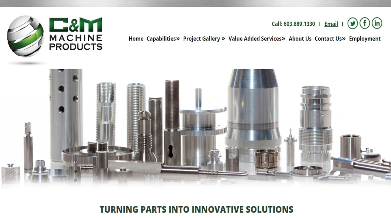 C&M Machine Products Inc.