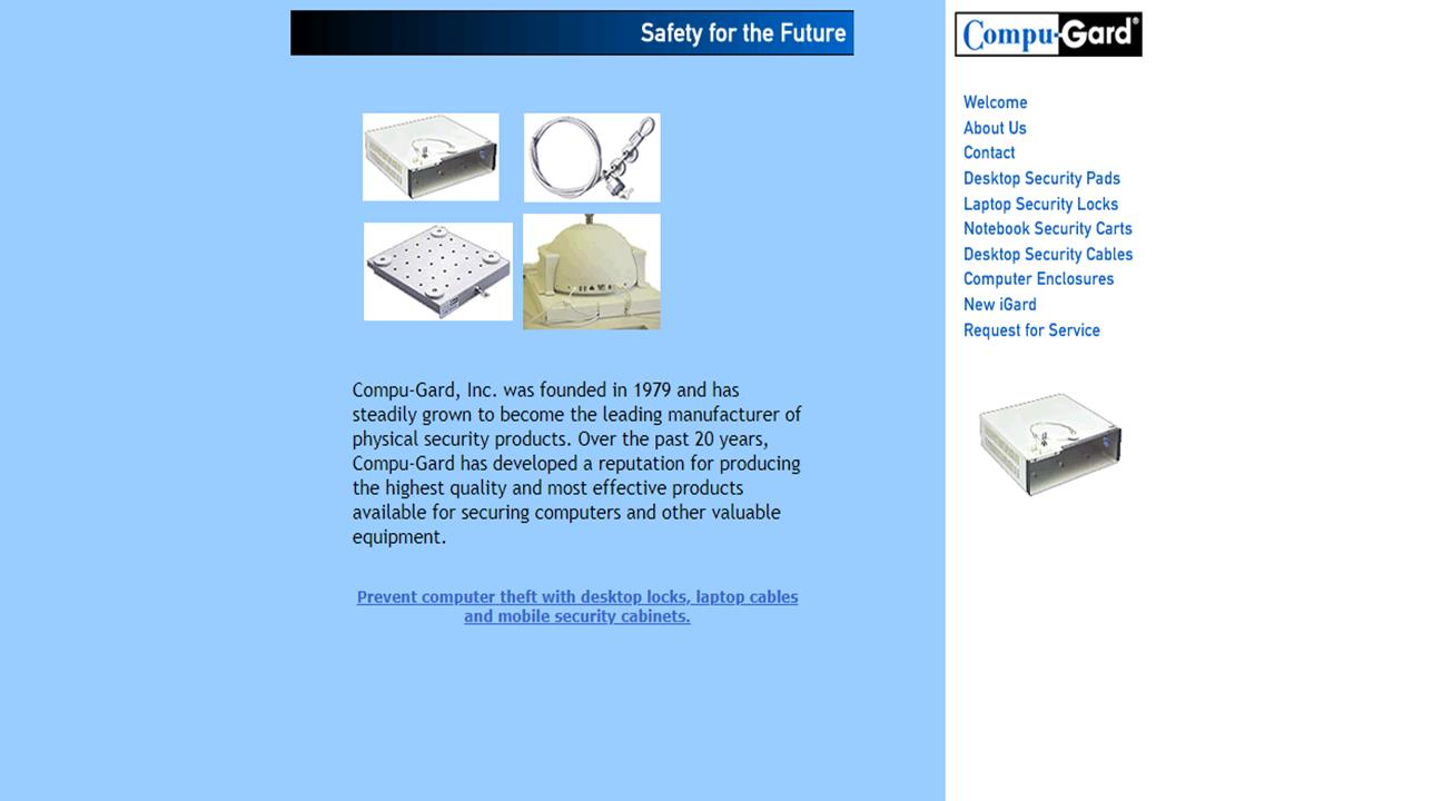 Compu-Gard, Inc.