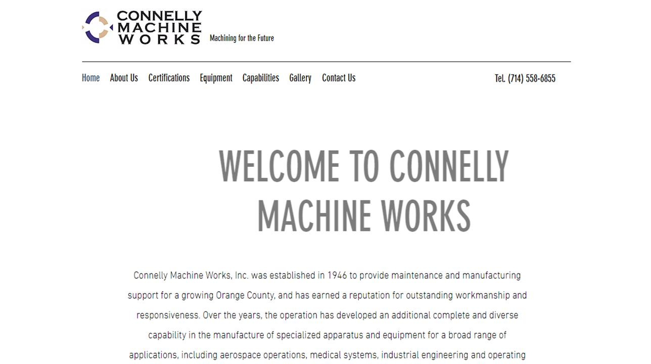 Connelly Machine Works