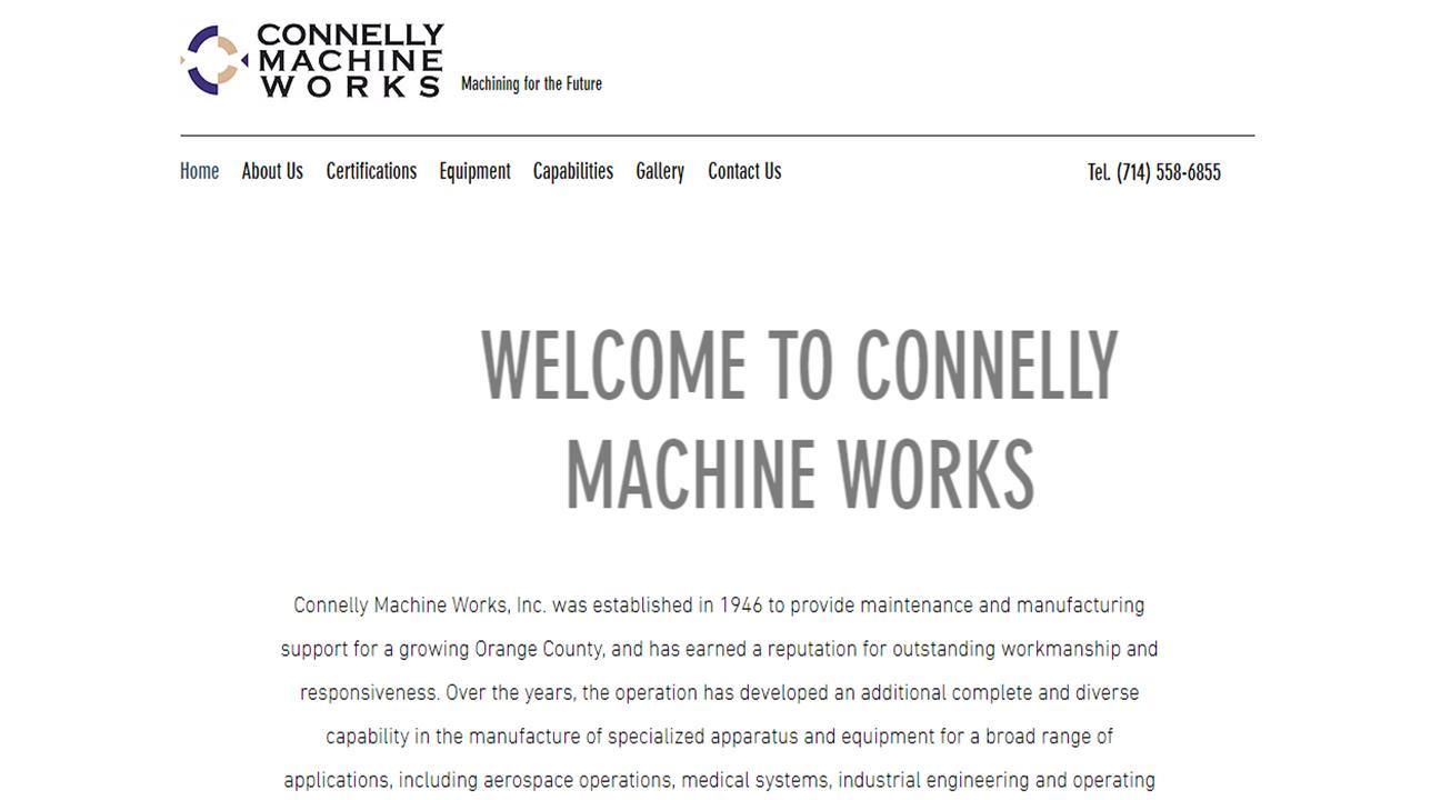 Connelly Machine Works