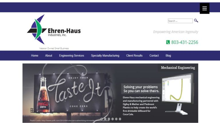 Ehren-Haus Industries, Inc.