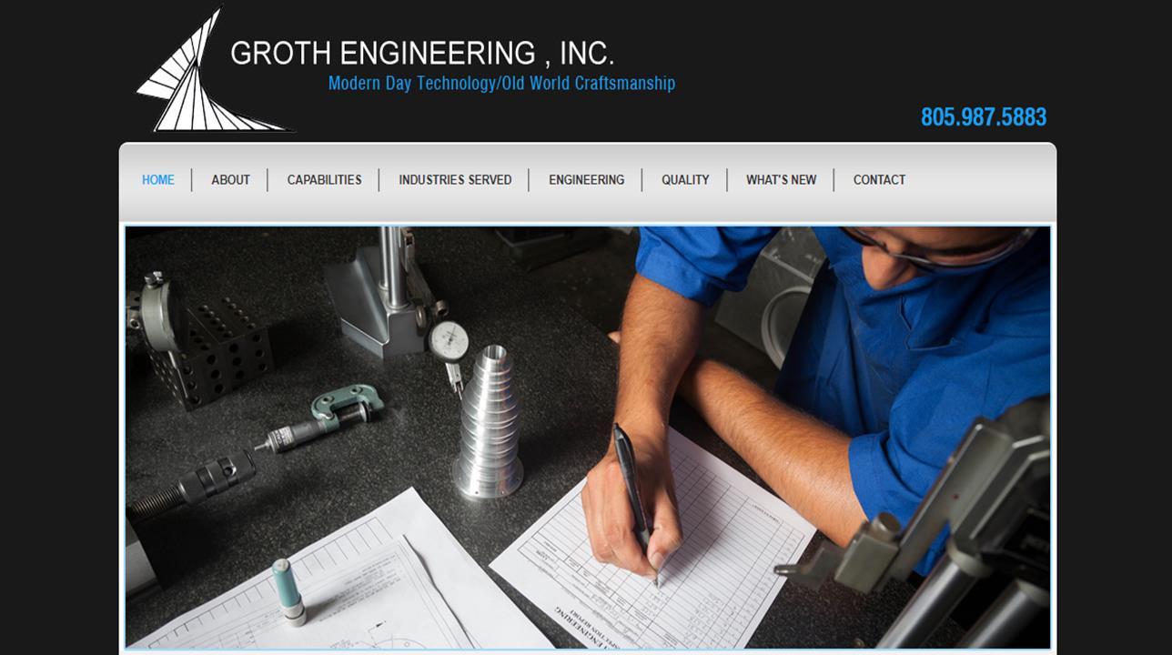 Groth Engineering, Inc.