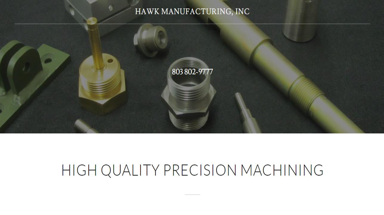 Hawk Manufacturing, Inc