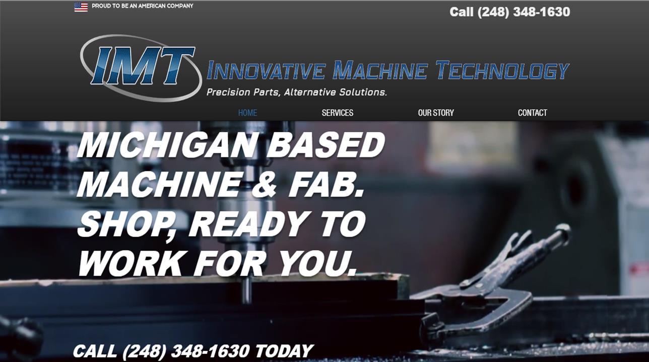 Innovative Machine Technology