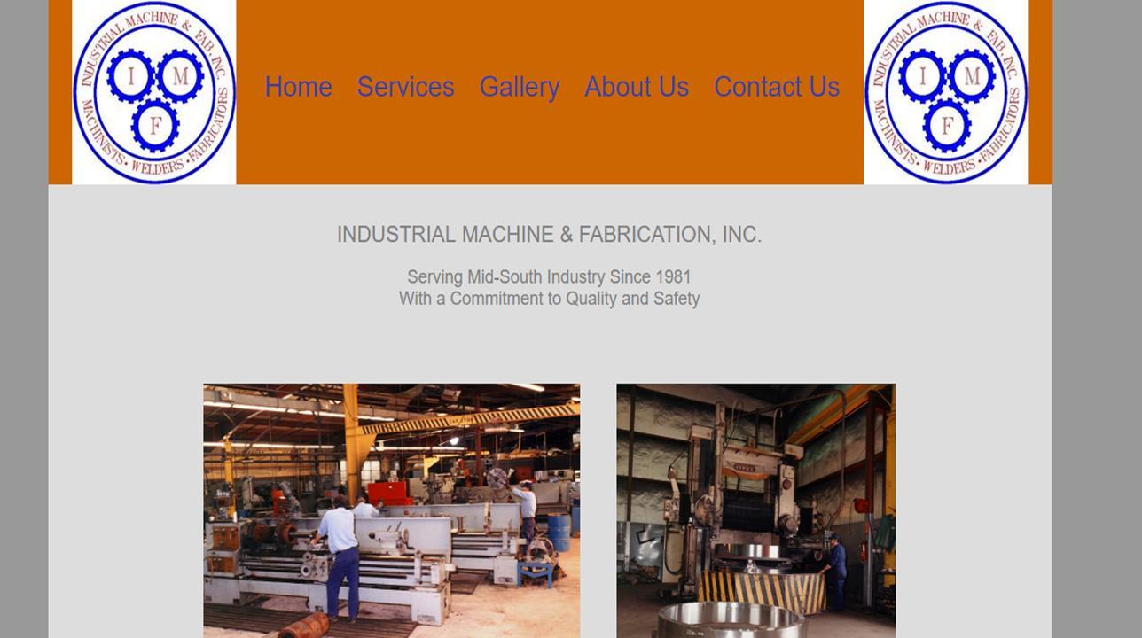 Industrial Machine & Fabrication, Inc.