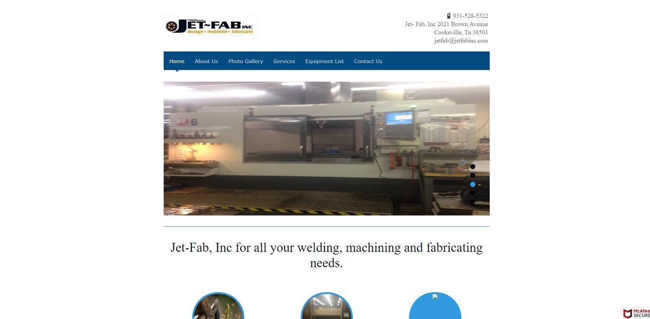 Jetfab Inc.