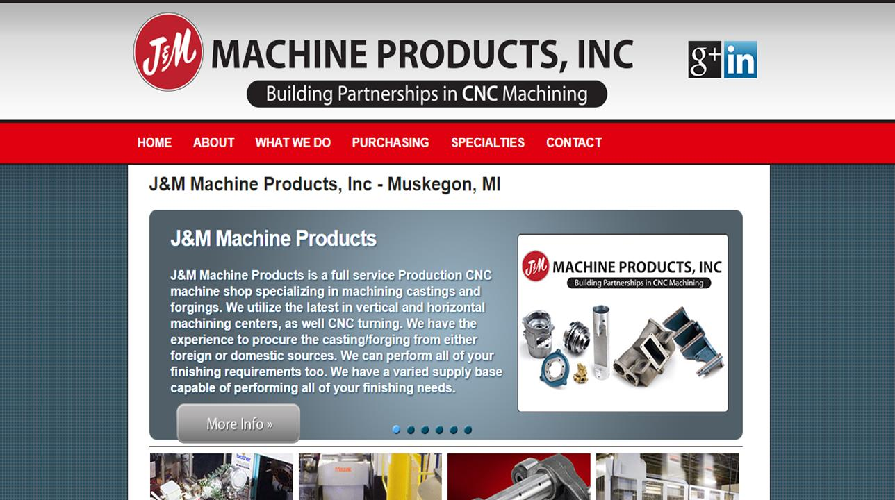 J&M Machine Products, Inc.