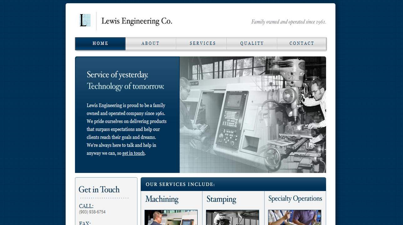 Lewis Engineering Company