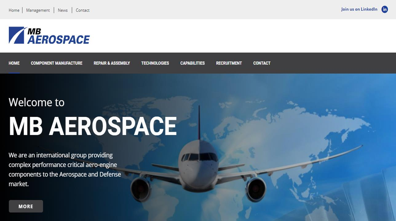 MB Aerospace Holdings Inc.