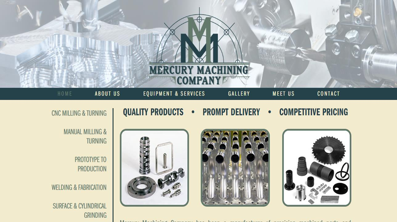 Mercury Machining Co., Inc