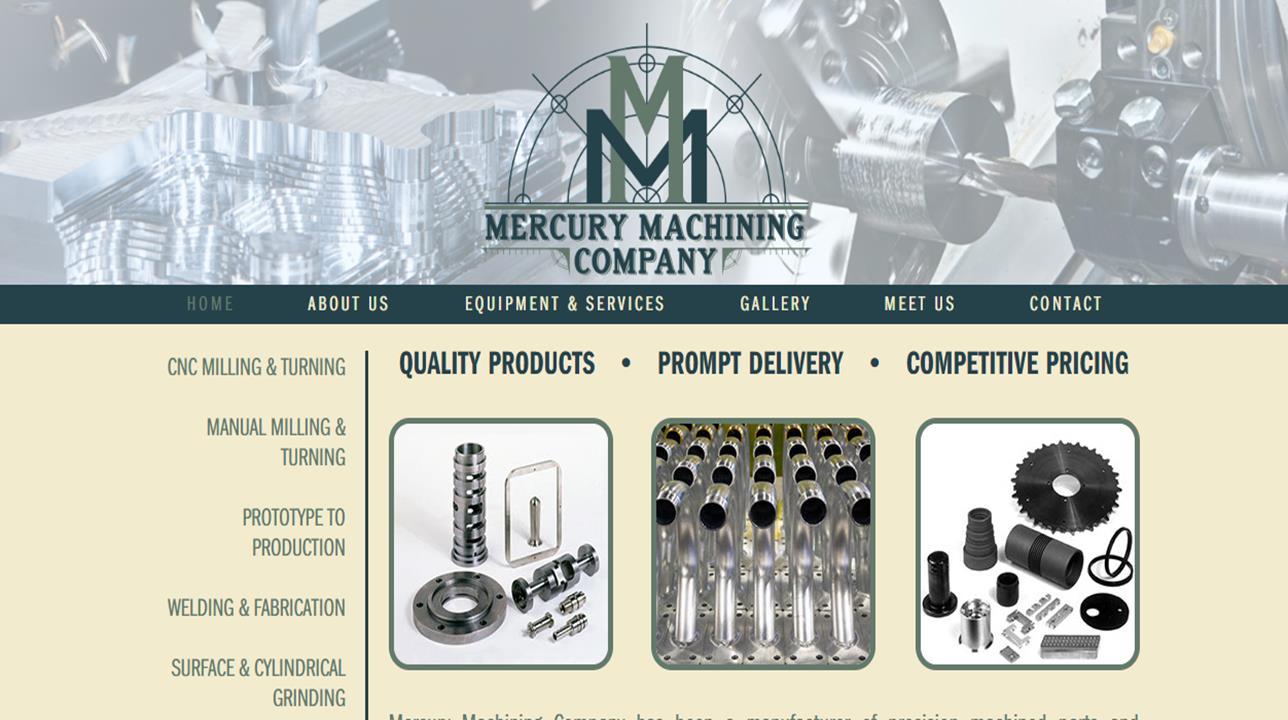 Mercury Machining Co., Inc