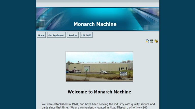 Monarch Manufacturing Inc.