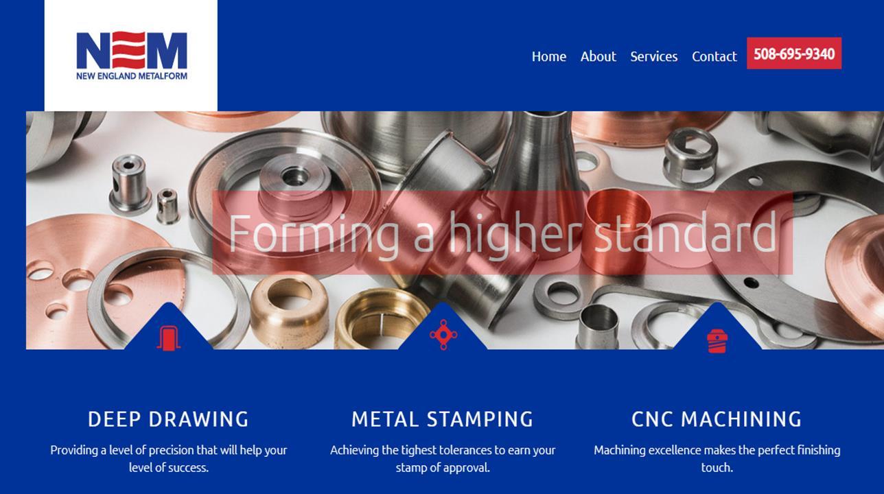 New England Metalform, Inc.