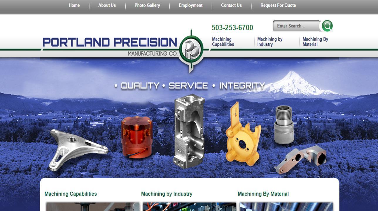 Portland Precision Manufacturing Co.