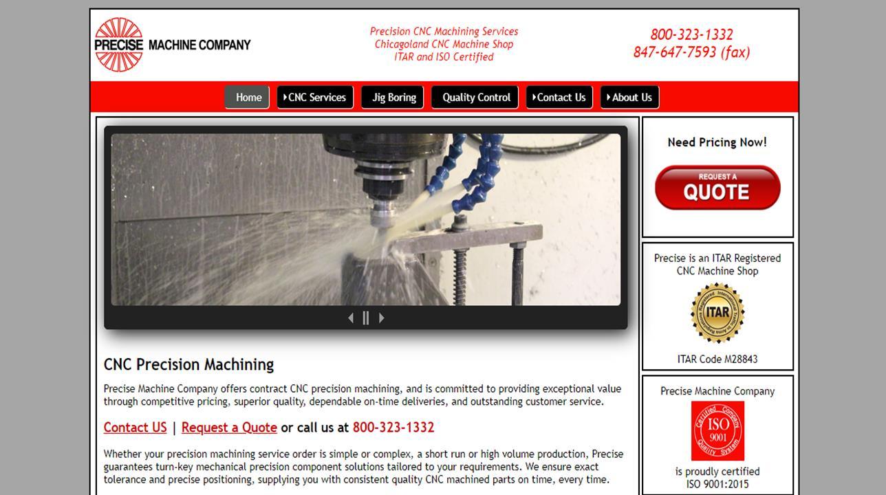 Precise Machine Company