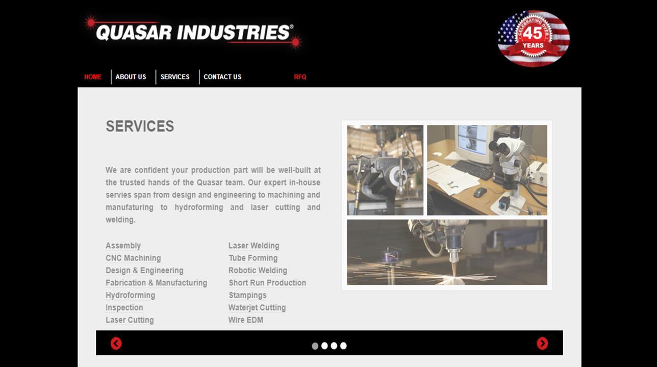 Quasar Industries®