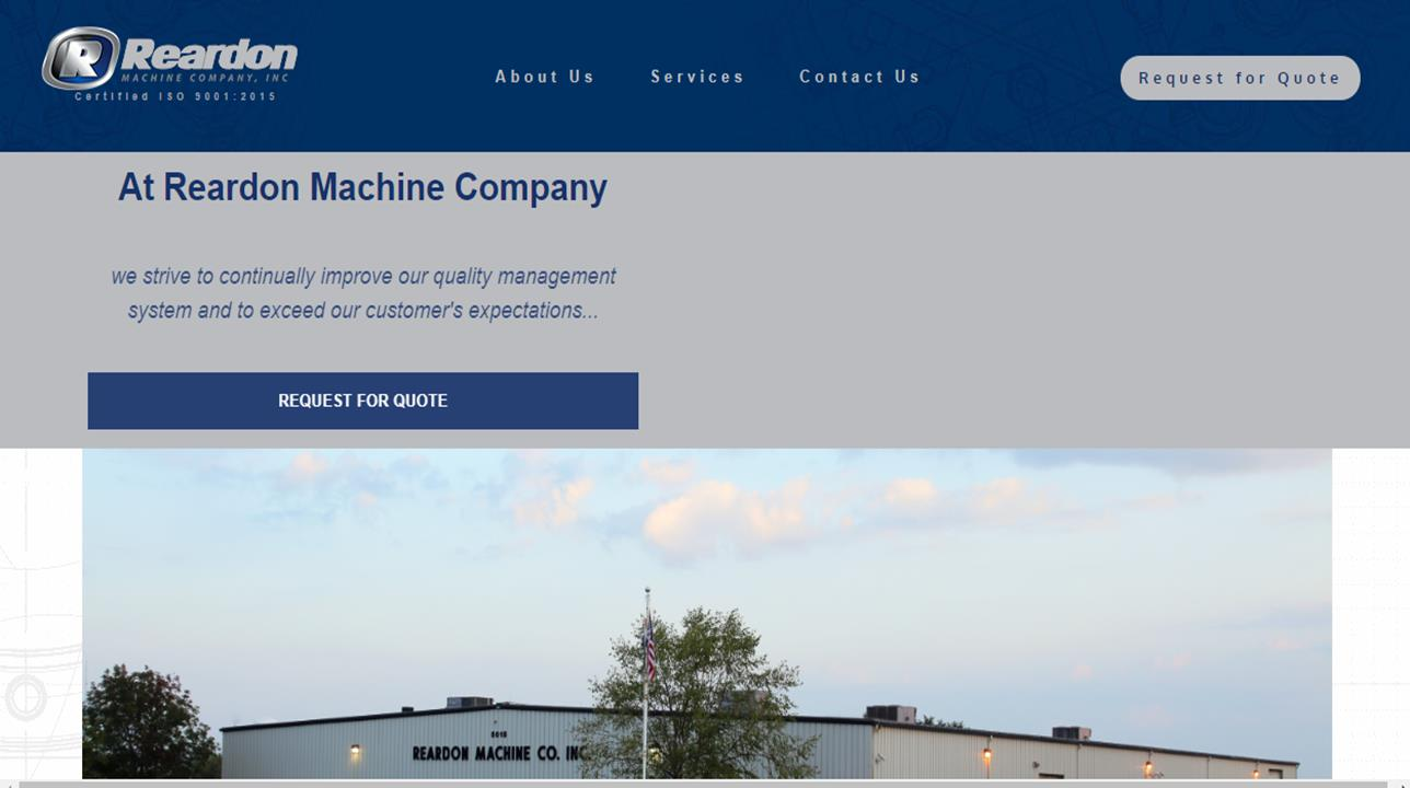 Reardon Machine Co., Inc.
