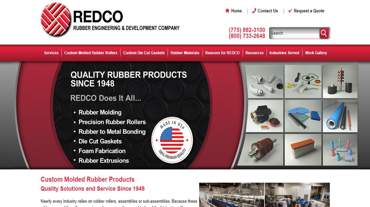 REDCO Rubber Engineering & Development Company