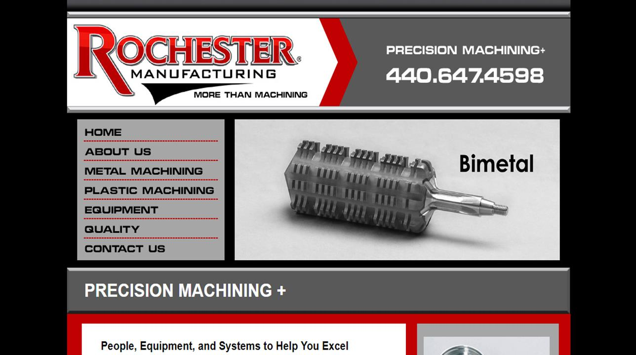 Rochester Manufacturing
