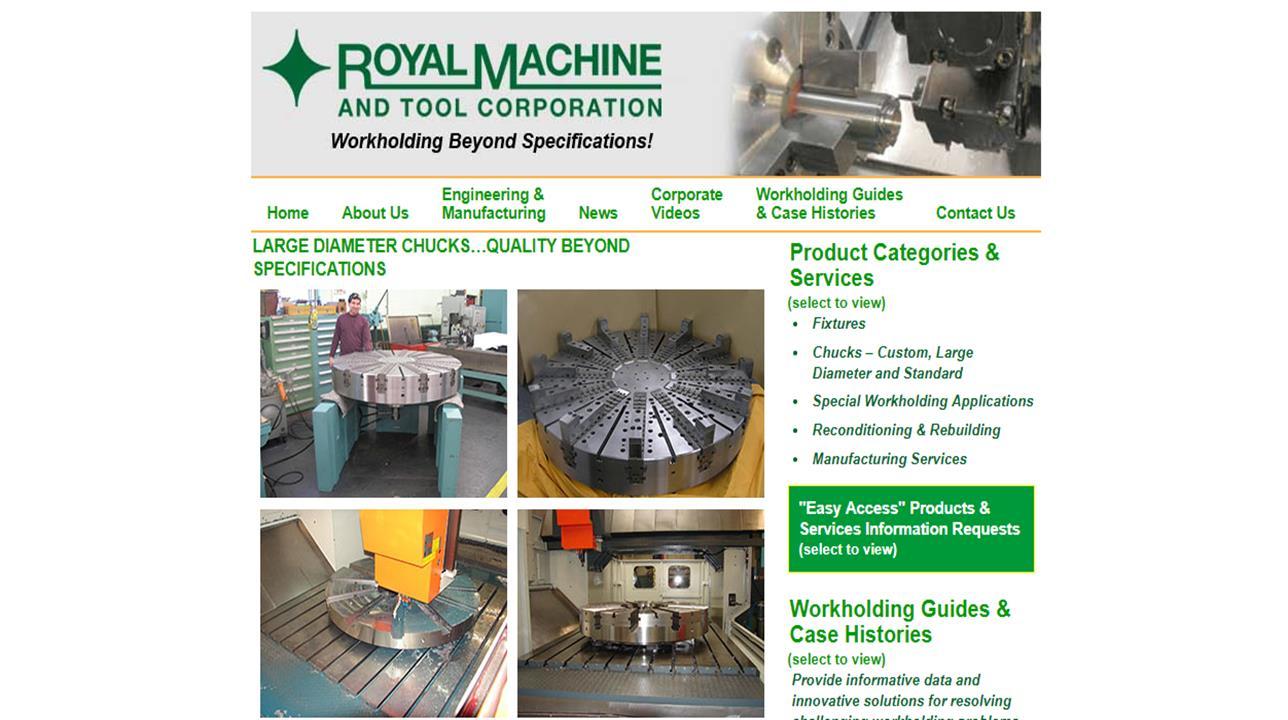 Royal Machine & Tool Corporation
