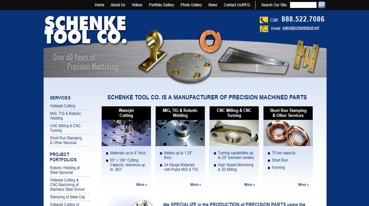 Schenke Tool Company