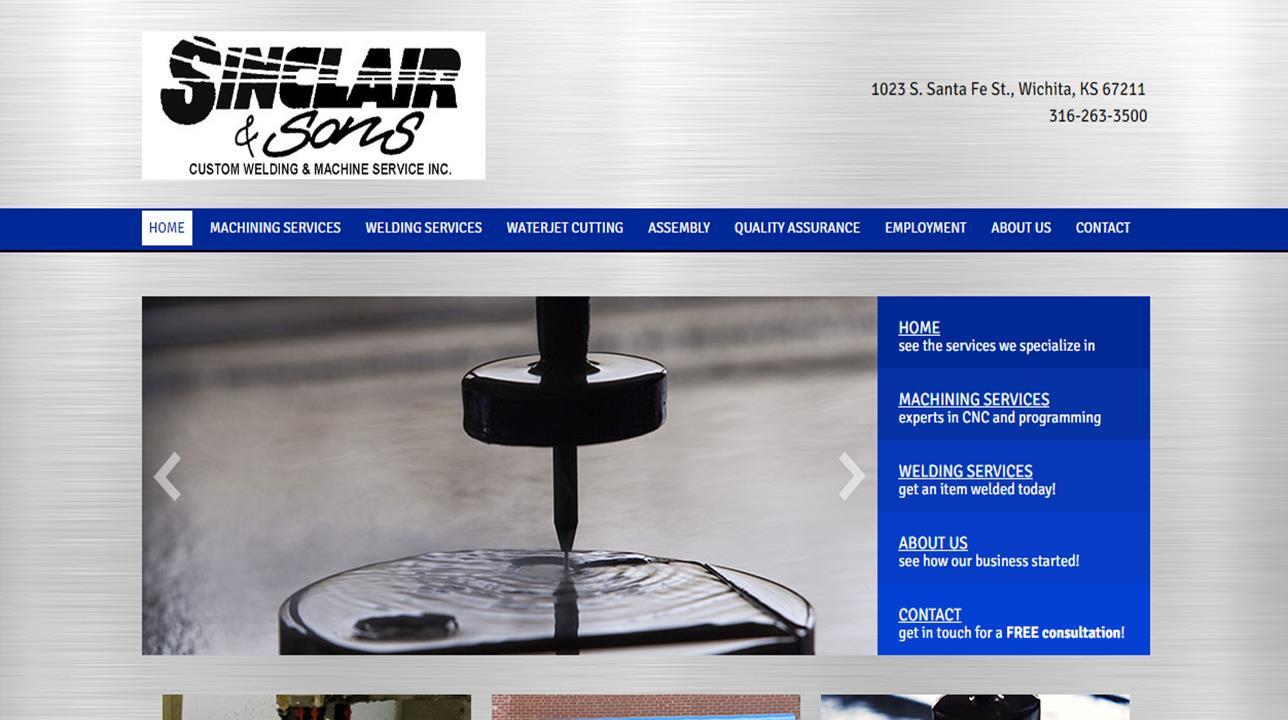 Sinclair & Sons, Inc.