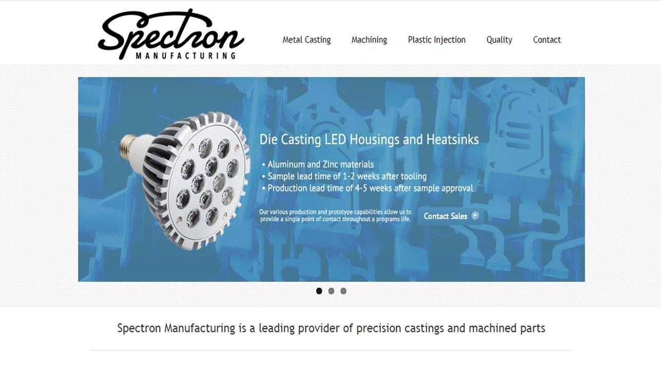 Spectron Manufacturing, Inc.