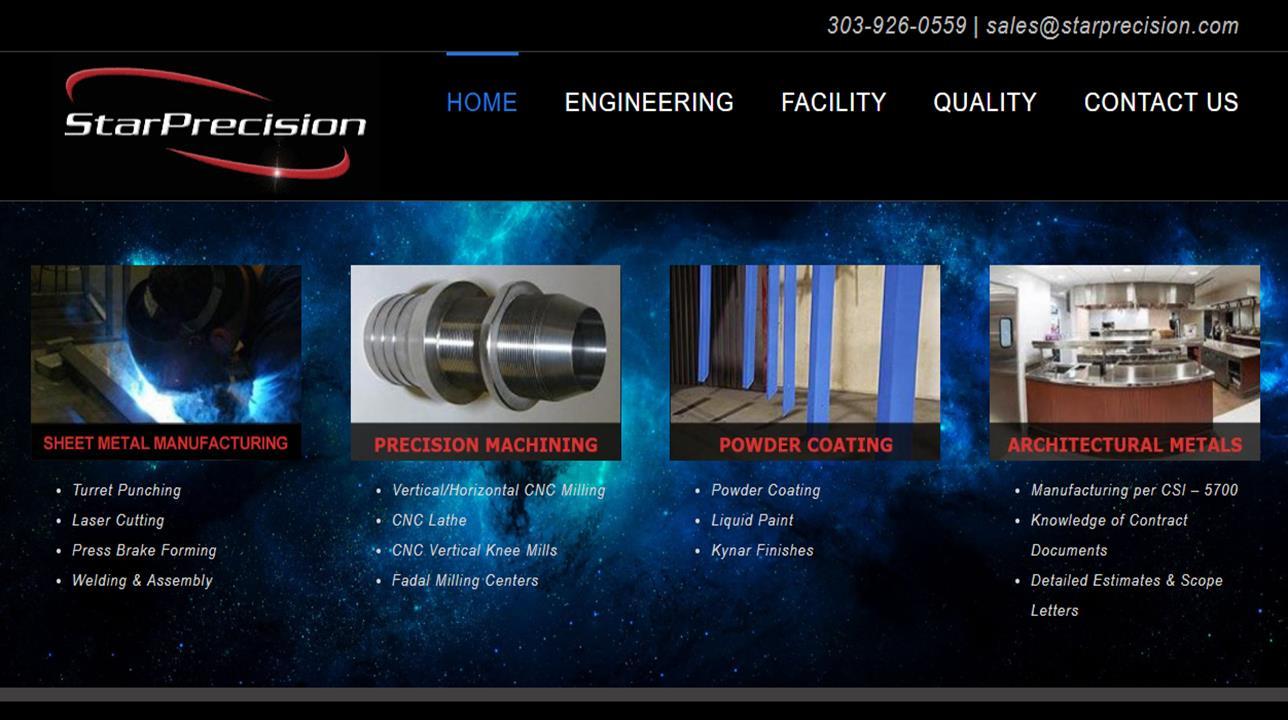 Star Precision, LLC