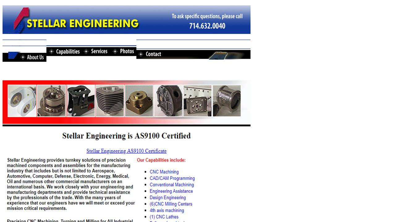 Stellar Engineering Inc.