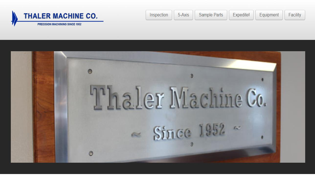 Thaler Machine Co.