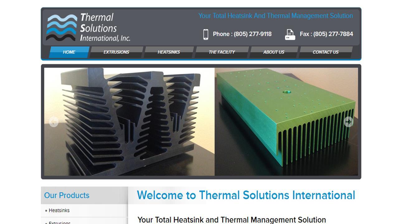 Thermal Solutions International, Inc.