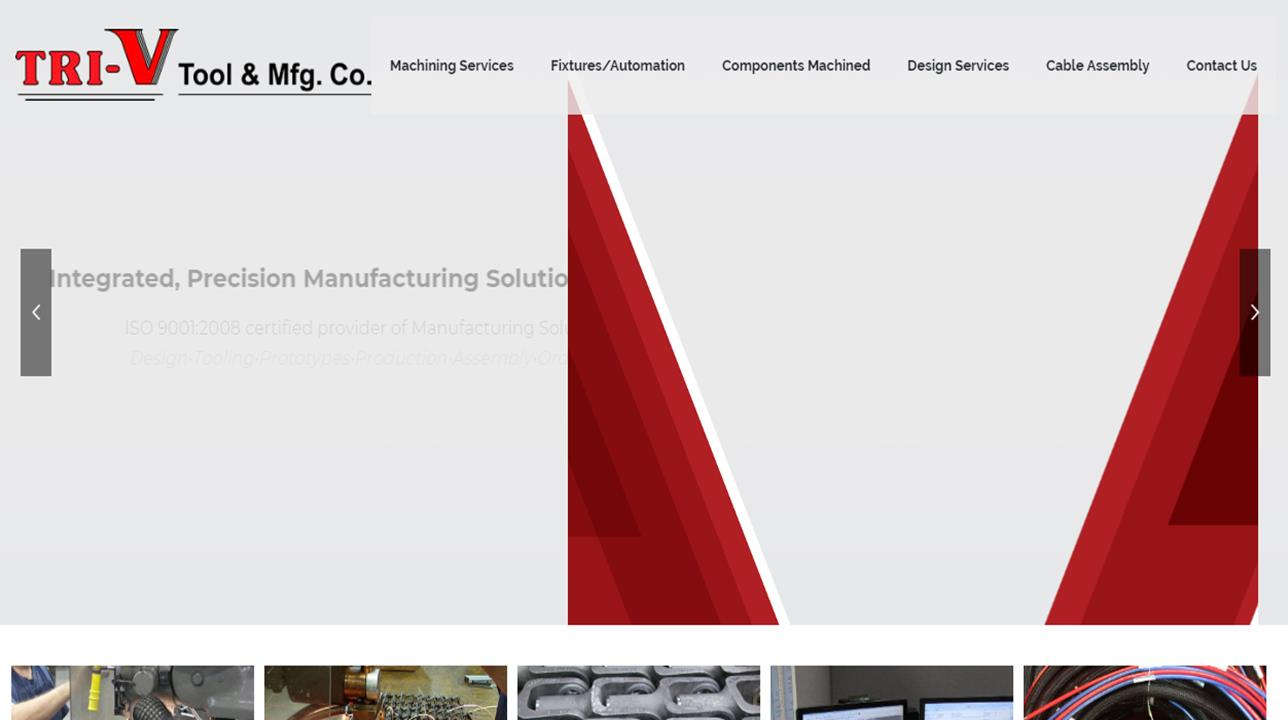 Tri-V Tool & Manufacturing Co.