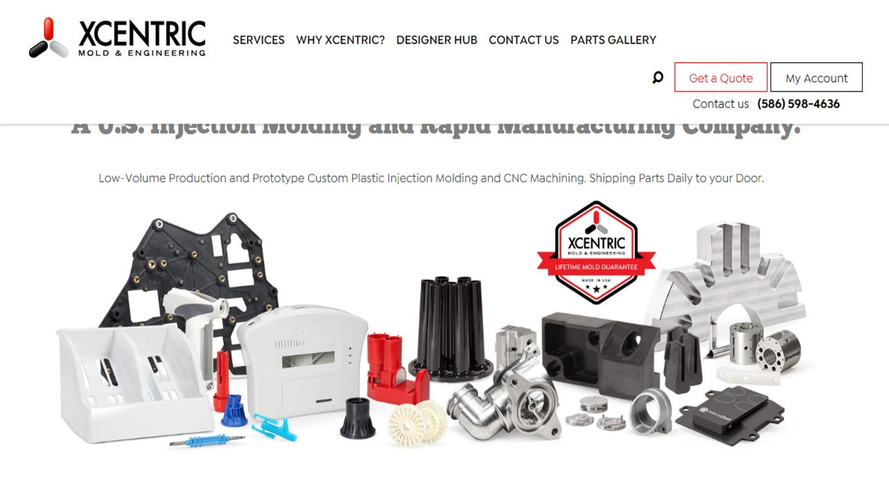 Xcentric Mold & Engineering, Inc.