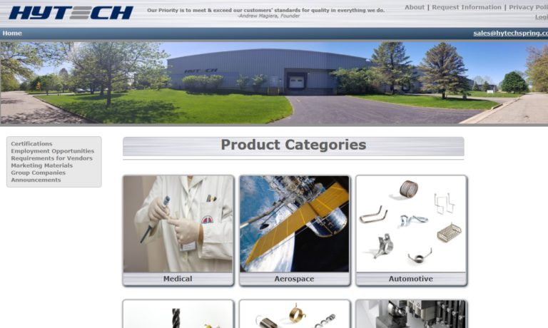 HyTech Spring and Machine Corporation